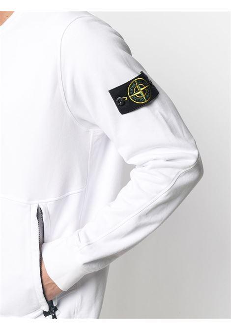 White sweatshirt STONE ISLAND |  | MO741563451V0001
