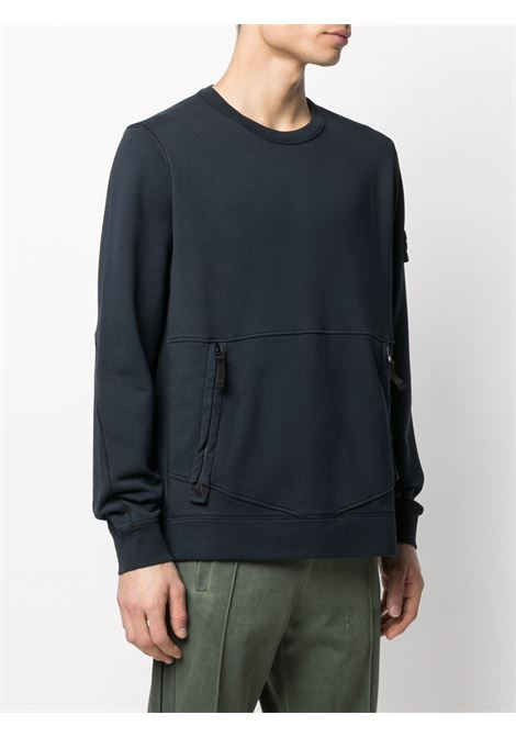 Blue sweatshirt STONE ISLAND |  | MO741563451V0020