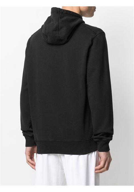 Black sweatshirt STONE ISLAND | SWEATSHIRTS | MO741564151V0029