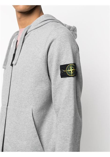Grey sweatshirt STONE ISLAND | SWEATSHIRTS | MO741564251V0M64