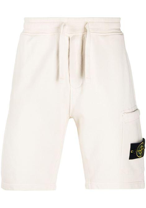 White shorts STONE ISLAND |  | MO741564651V0093