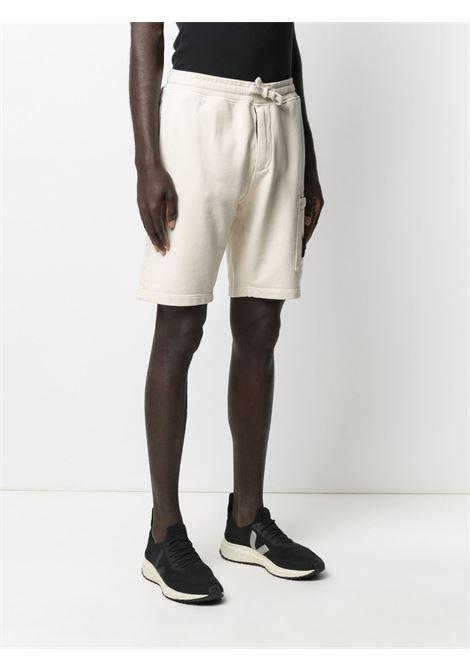 Pantaloncino bianco STONE ISLAND | BERMUDA | MO741564651V0093