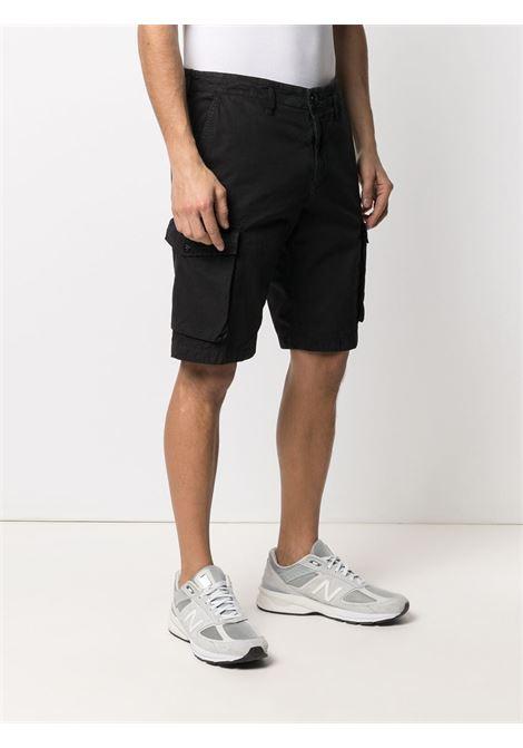 Black shorts STONE ISLAND | BERMUDA | MO7415L07WAV0129