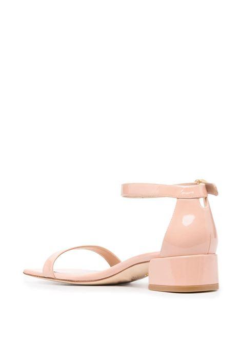 Sandalo rosa STUART WEITZMAN | SANDALI | NUDISTJUNESQUAREPATQ24