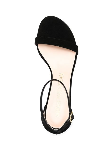 Sandalo nero STUART WEITZMAN | SANDALI | SIMPLESUEBLK
