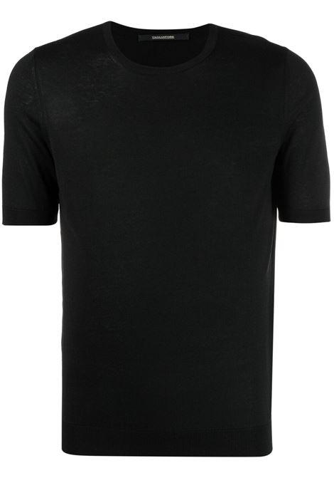 T-shirt nera TAGLIATORE 0205 | T-SHIRT | TGCSE512GSE2113099
