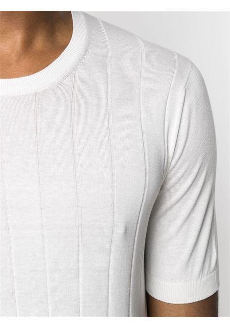 T-shirt bianca TAGLIATORE 0205 | T-SHIRT | TGCSE516GSE2112005