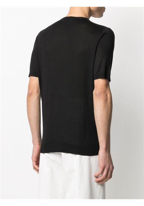T-shirt nera TAGLIATORE 0205 | T-SHIRT | TGCSE516GSE2112099