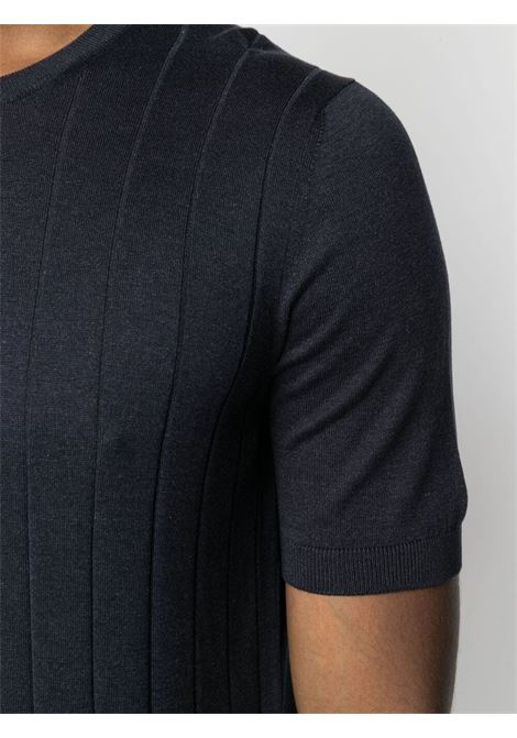 T-shirt blu TAGLIATORE 0205 | T-SHIRT | TGCSE516GSE2112597