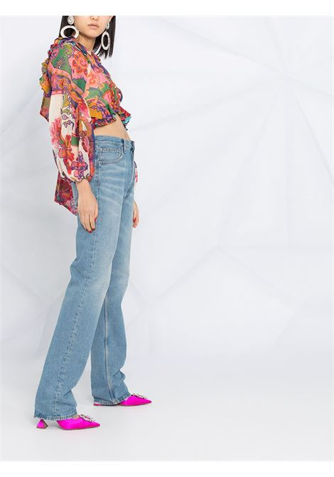 Jeans blu THE ATTICO | PANTALONI | 211WCP12D016177