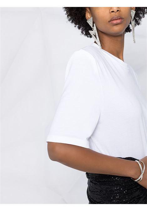 T-shirt bianca THE ATTICO | T-SHIRT | 211WCT04C023001