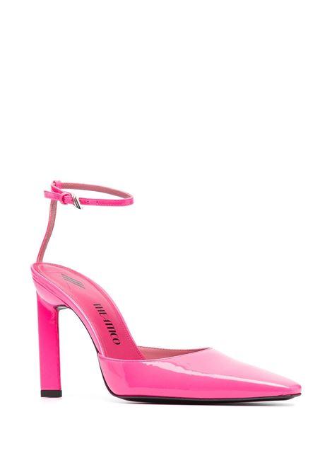 Scarpa rosa fluo THE ATTICO | PUMPS | 211WS227L002168