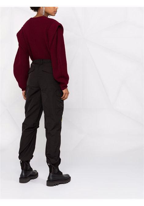 Black trousers THE ATTICO   TROUSERS   212WCP38E027100