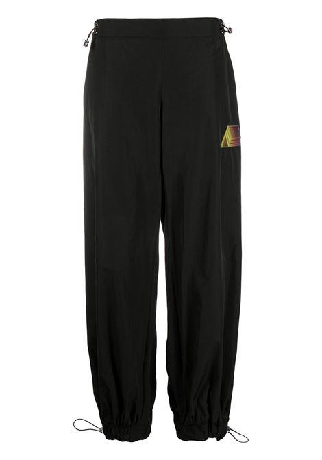 Pantalone nero THE ATTICO | PANTALONI | 212WCP39E027100