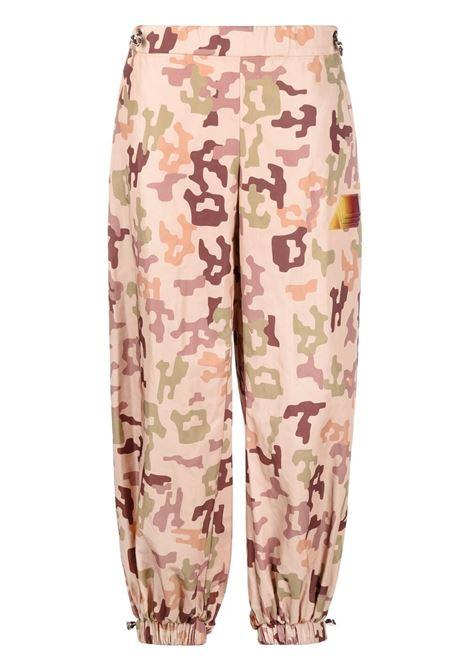 Pantalone multicolore THE ATTICO | PANTALONI | 212WCP39P049193