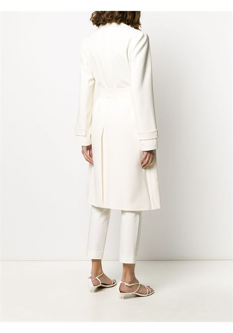 White trench THEORY | TRENCH | J0709411Y0C