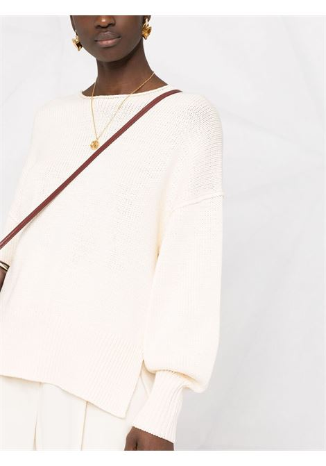 Beige jumper THEORY | SWEATER | L0214715E0V