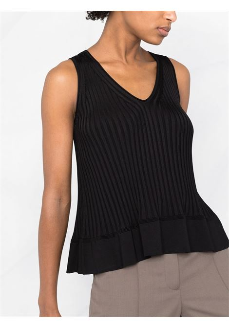 Black top THEORY | TANK TOPS | L0216709001
