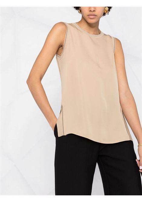 Beige top THEORY | TANK TOPS | L0402514VK9
