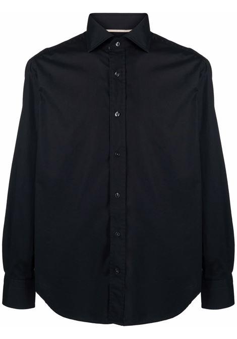 Black shirt TINTORIA MATTEI |  | AS8TYBUY1