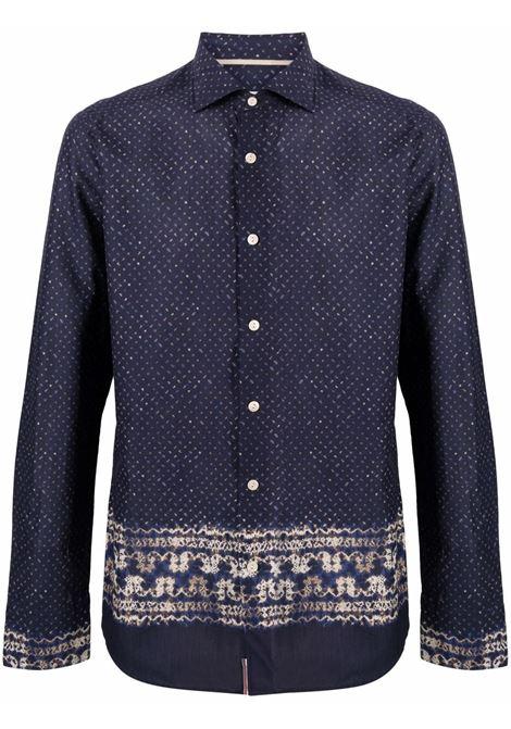Blue shirt TINTORIA MATTEI | SHIRTS | KPRNJWFE1