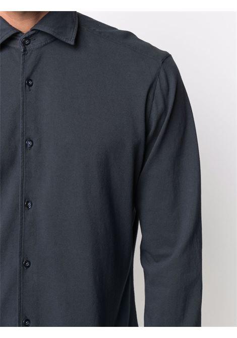 Camicia blu TINTORIA MATTEI | CAMICIE | RKRN8YUE7