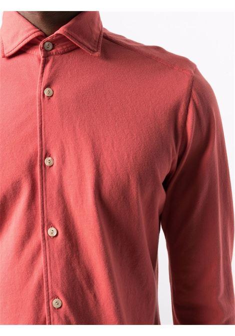 Red shirt TINTORIA MATTEI | SHIRTS | RKRN8YUL2
