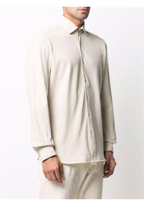 Camicia beige TINTORIA MATTEI | CAMICIE | RKRN8YUS1