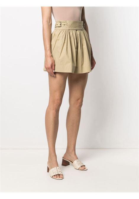 Shorts beige ULLA JOHNSON | SHORTS | SP210410KHA