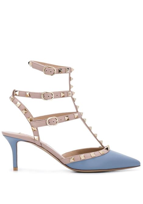 Blue pumps VALENTINO GARAVANI | PUMPS | S0375VODLQ7