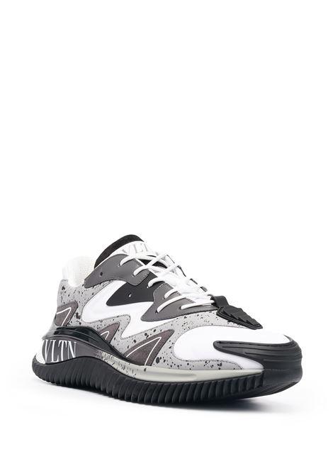 Sneakers bianco/grigio VALENTINO GARAVANI | SNEAKERS | S0D95NVDEP0