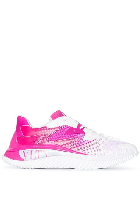 Sneakers bianco/rosa VALENTINO GARAVANI | SNEAKERS | VW2S0BF4DDDB19