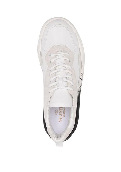 White/black sneakers VALENTINO GARAVANI | SNEAKERS | VY0S0B17CQBA01