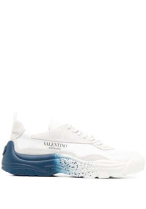 White/blue sneakers VALENTINO GARAVANI | SNEAKERS | VY0S0B17CQBN43