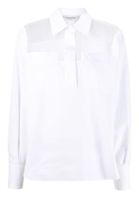 White shirt VALENTINO PAP |  | AB2004HP0BO