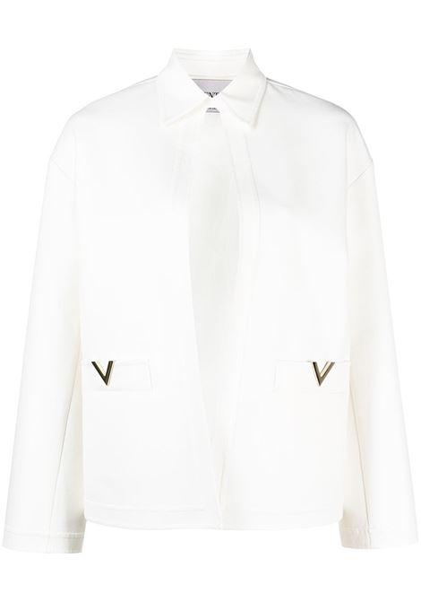 White blazer VALENTINO PAP |  | CE29075Y0BO