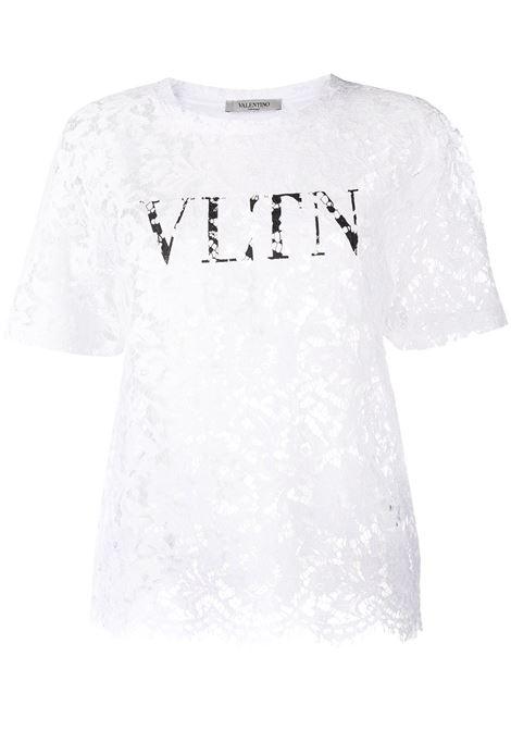 White t-shirt VALENTINO PAP |  | MG10K649A01