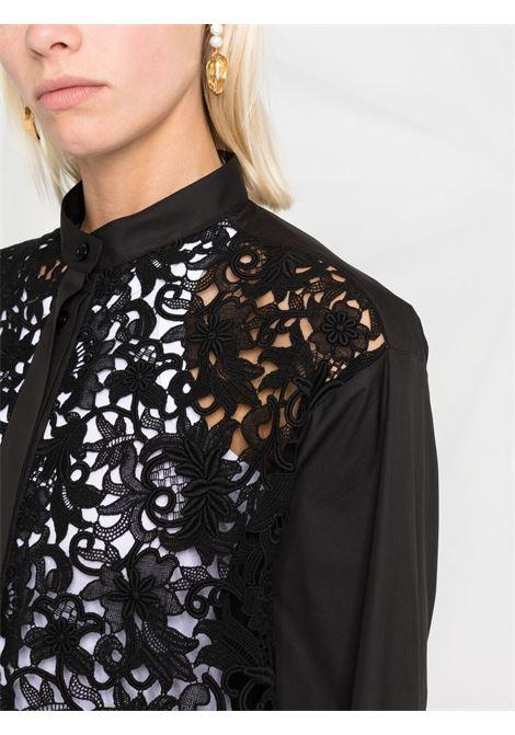 Camicia nera VALENTINO PAP | CAMICIE | VB0AB2414HP0NO