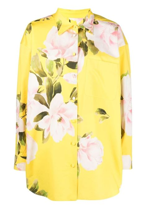 Yellow shirt VALENTINO PAP | SHIRTS | VB0CI2606D6IK9