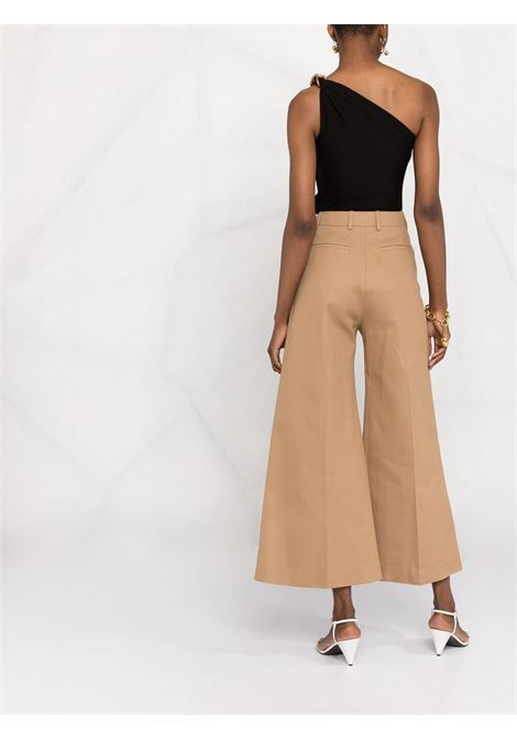 Beige trousers VALENTINO PAP | TROUSERS | VB0RB4A06C90BG
