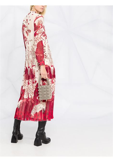 Red dress VALENTINO RED | DRESS | VAW705S1IA7