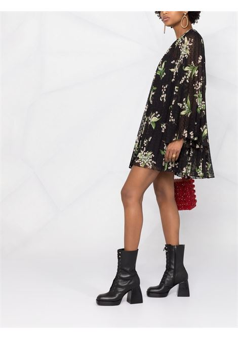 Multicolour dress VALENTINO RED | DRESS | VR3VAW605LV0NO