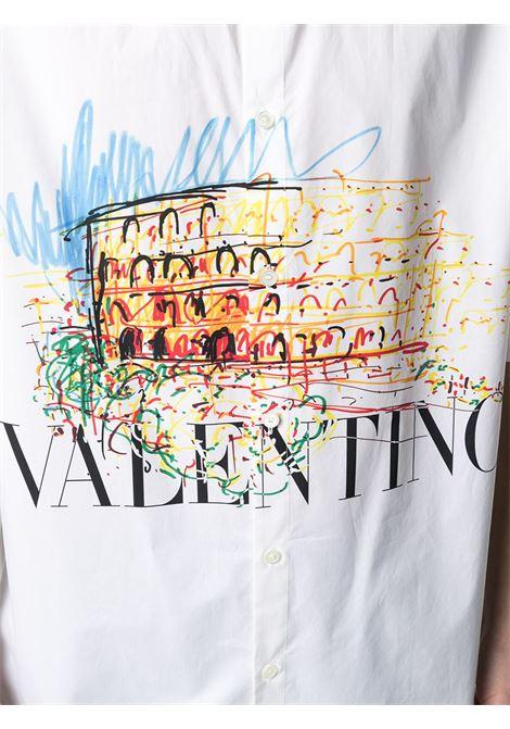 White shirt VALENTINO |  | AAB7571F34S