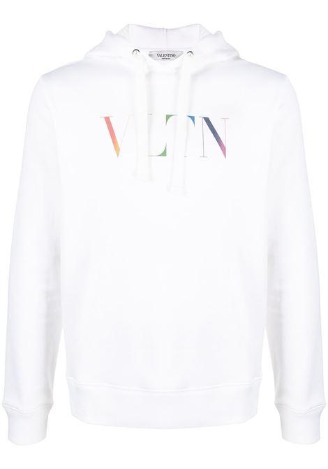 White sweatshirt VALENTINO |  | MF14F72W24D
