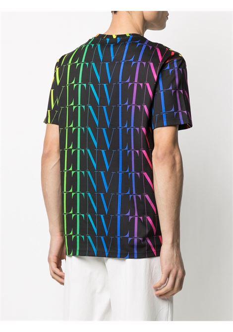 Black t-shirt  VALENTINO |  | MG08J73T20K