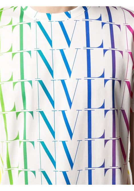 White t-shirt VALENTINO |  | MG08J73TL81