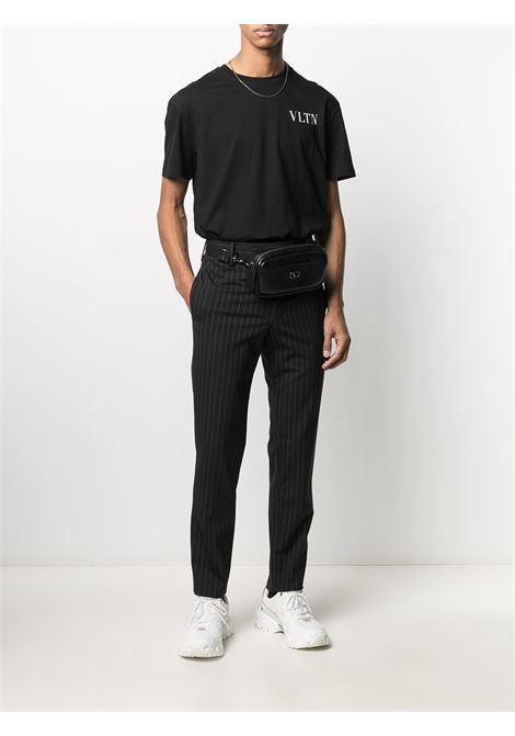 Black t-shirt VALENTINO |  | MG10V72H0NI