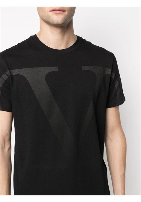Black t-shirt VALENTINO |  | MG10V73UN01