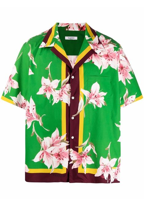 Multicolour shirt VALENTINO | VV0AAA907EDH77