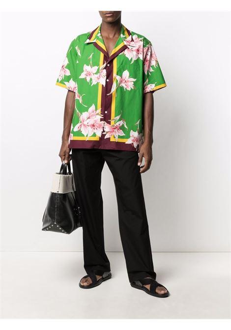 Camicia multicolore VALENTINO   CAMICIE   VV0AAA907EDH77